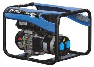 Ģenerators 220 V, 3kW, (benzīns)